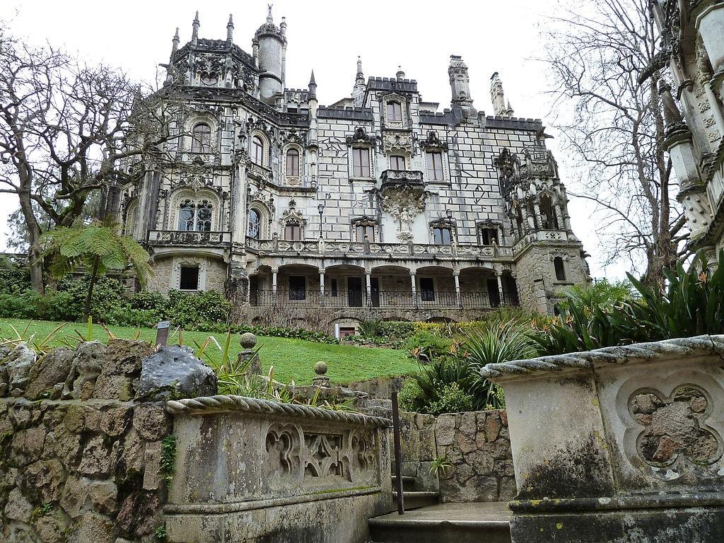 Quinta da Juncos, Sintra, Portugal | © deror_avi/WikiCommons