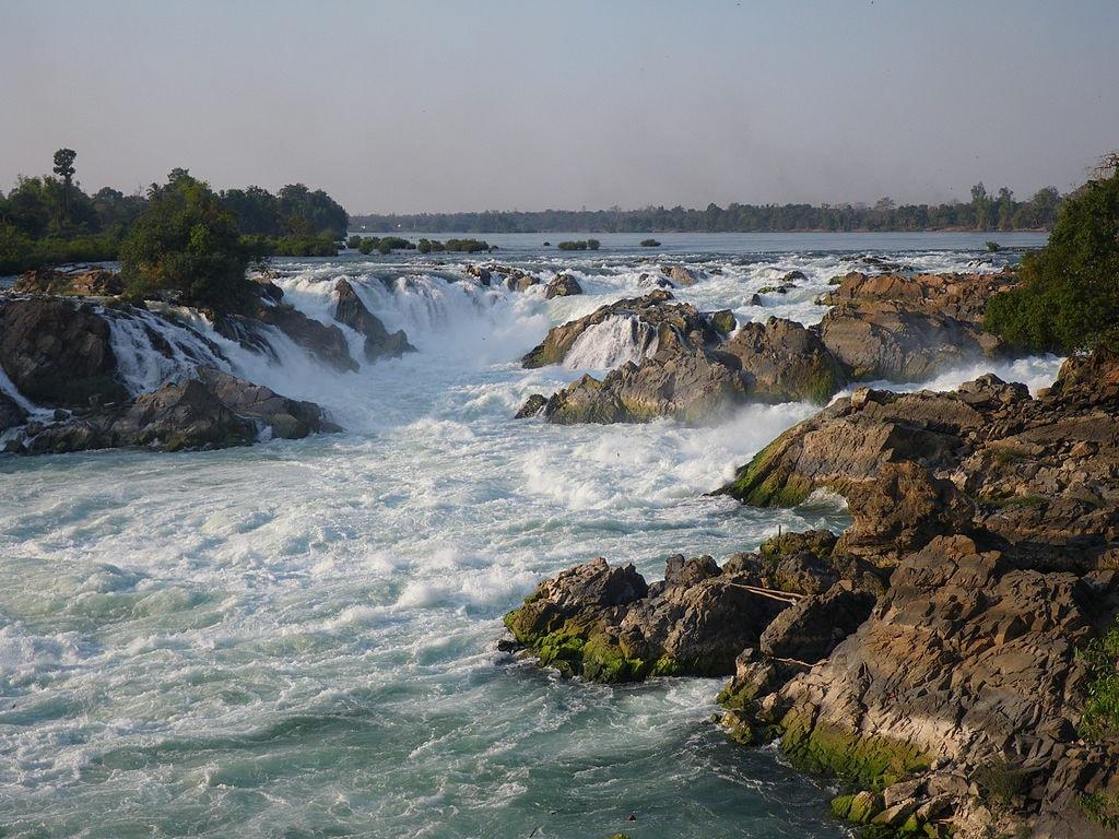 Khone Phapheng Falls | © Hiroo Yamagata/WikiCommons