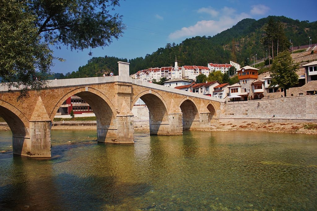 Stara Cuprija is Konjic's main attraction | © InDoRoN/WikiCommons