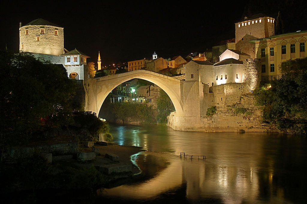 Mostar is yours! | © BáthoryPéter/WikiCommons