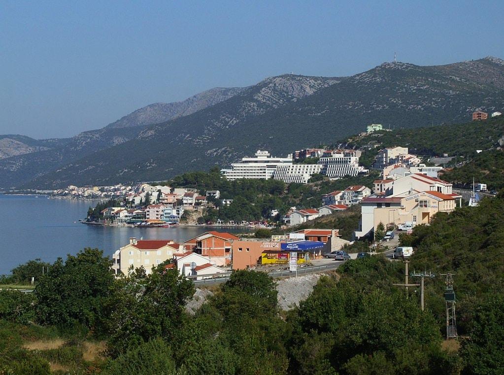 Bosnia has a coastline! | © Marcin Szala/WikiCommons