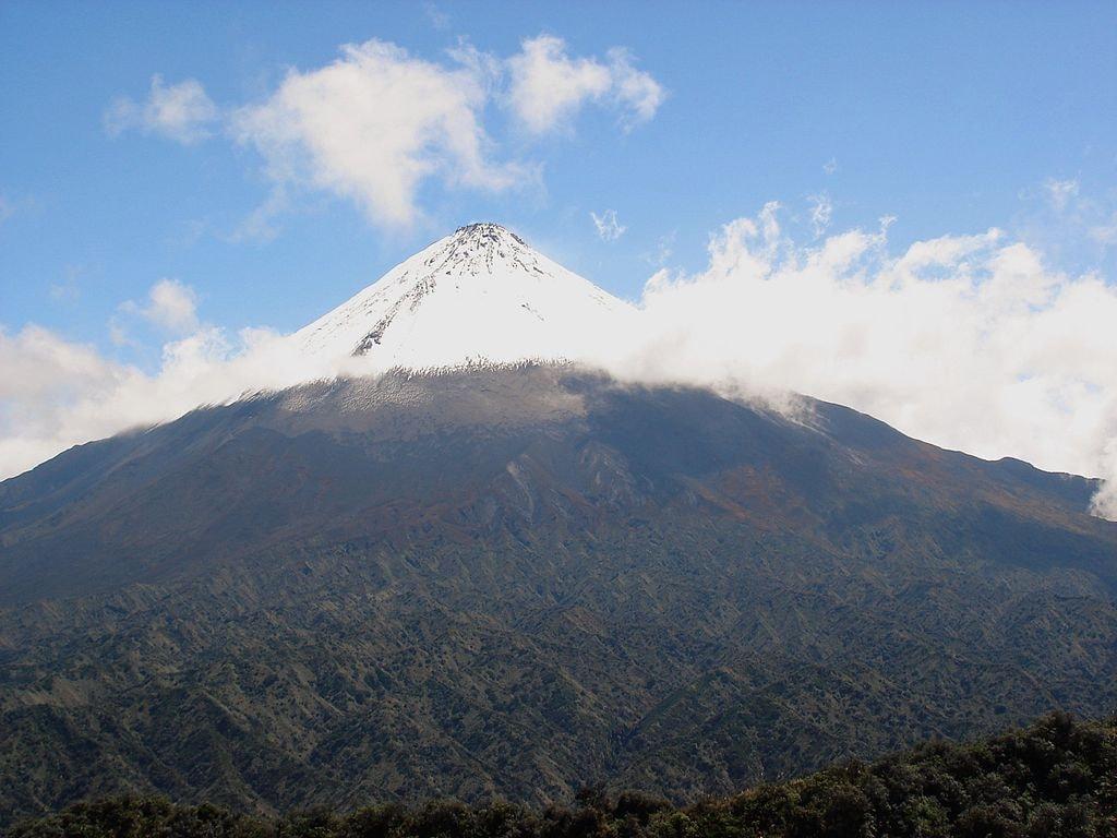 Western slope of Sangay volcano | © Albert Backer / Wikimedia Commons