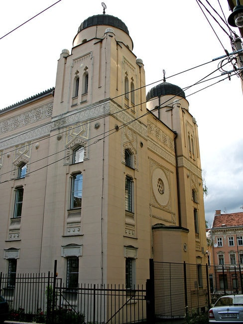 The Ashkenazi Synagogue | © Jennifer Boyer/Wikimedia Commons