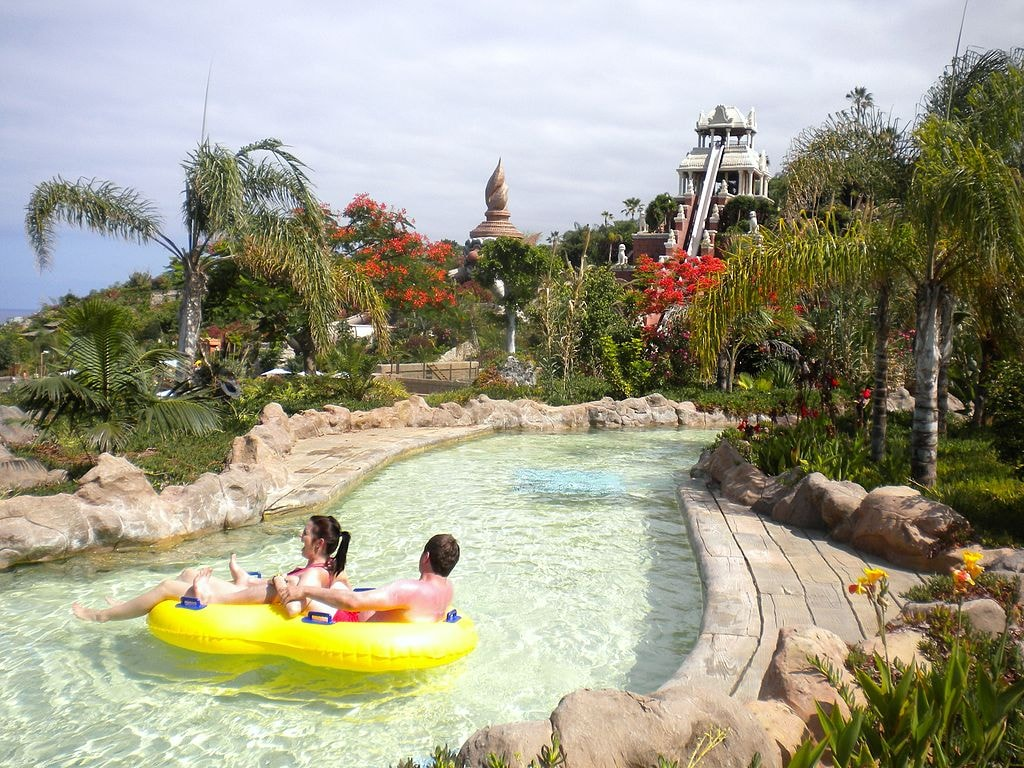 Siam Park | © stephen jones / Wikimedia Commons