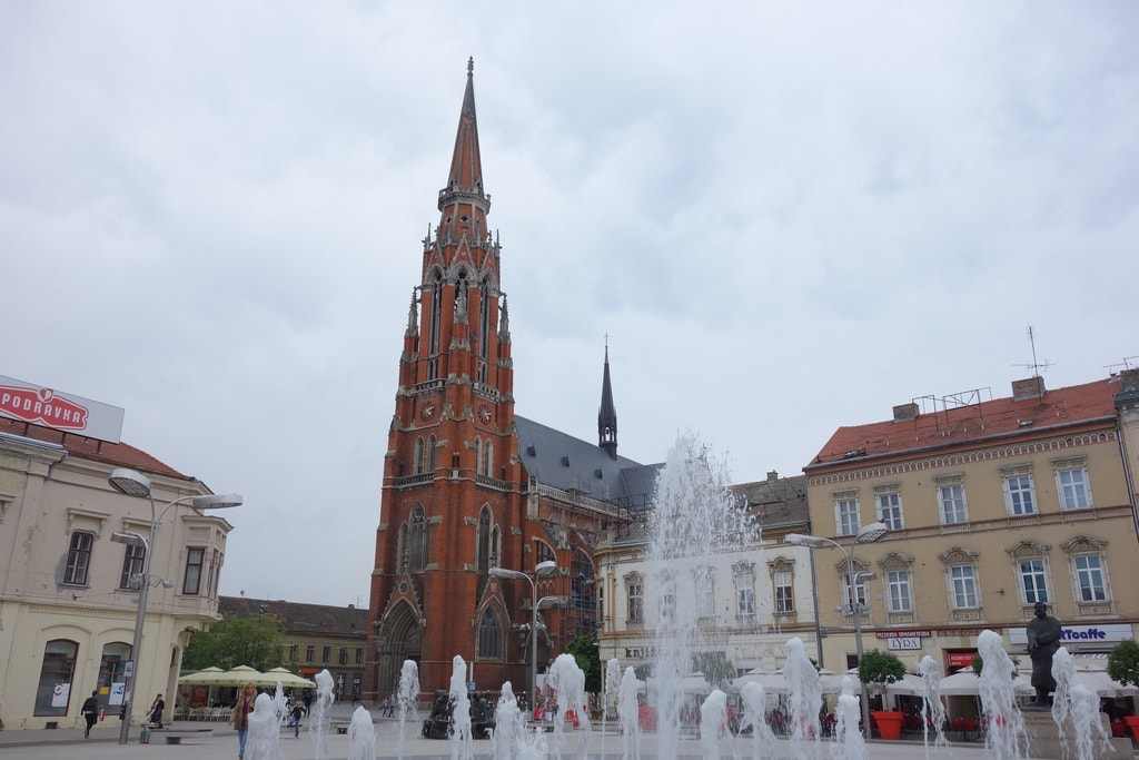 Osijek | © Eric Paradis/Flickr