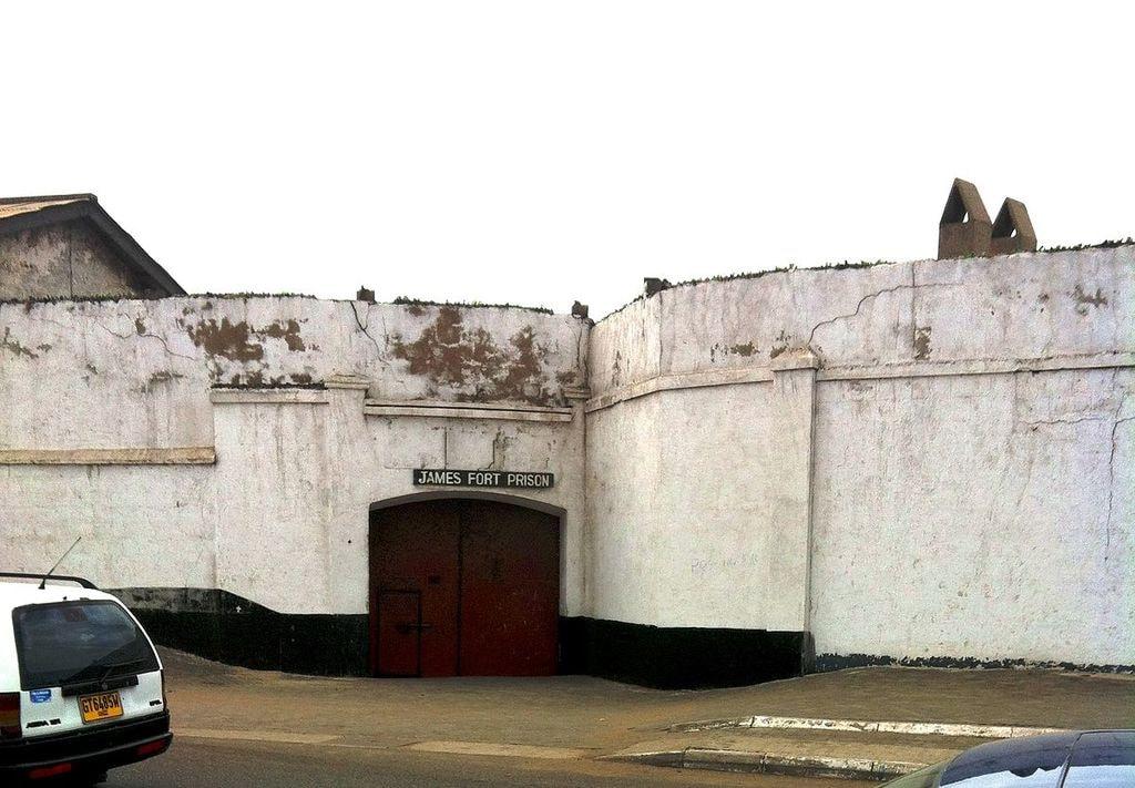 James Fort Prison