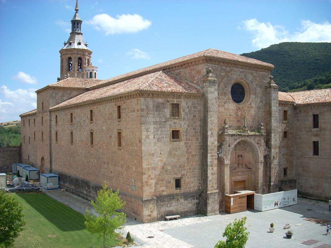 Monasterio de Yuso, La Rioja, Spain | ©Cruccone / Wikimedia Commons