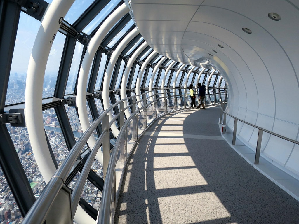 Where To Go In Tokyo For Panoramic Views
