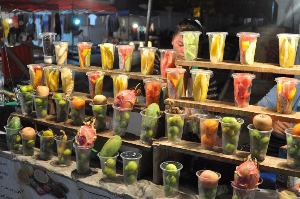 Fruit Shakes, Luang Prabang | © Shankar S./Flickr