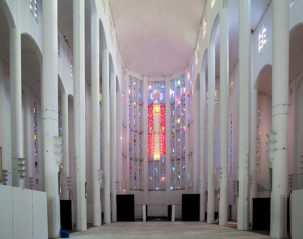 Cathedral, Casablanca