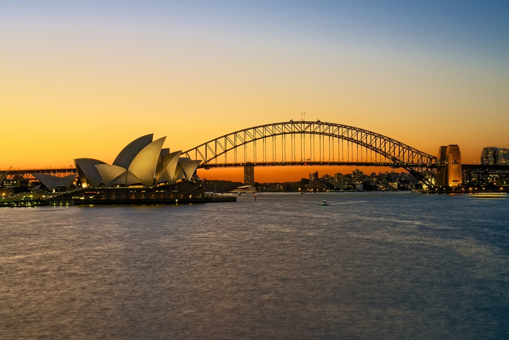 Best Places To Watch The Sunset In Sydney Australia