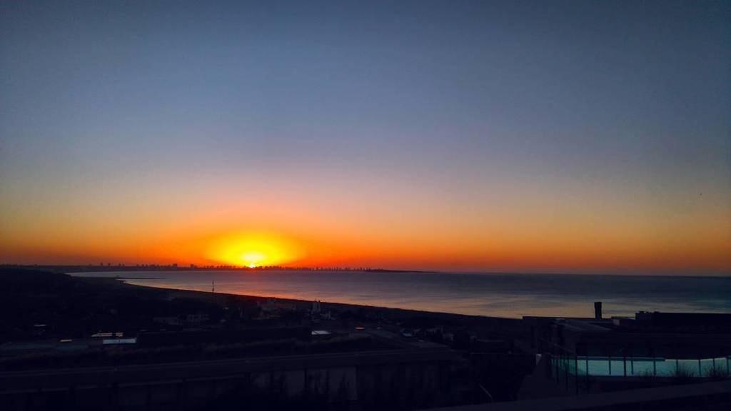Sunrise in Punta Ballena, Uruguay