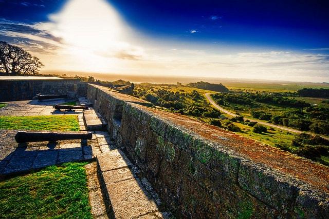 Santa Teresa fortress and national park, Uruguay