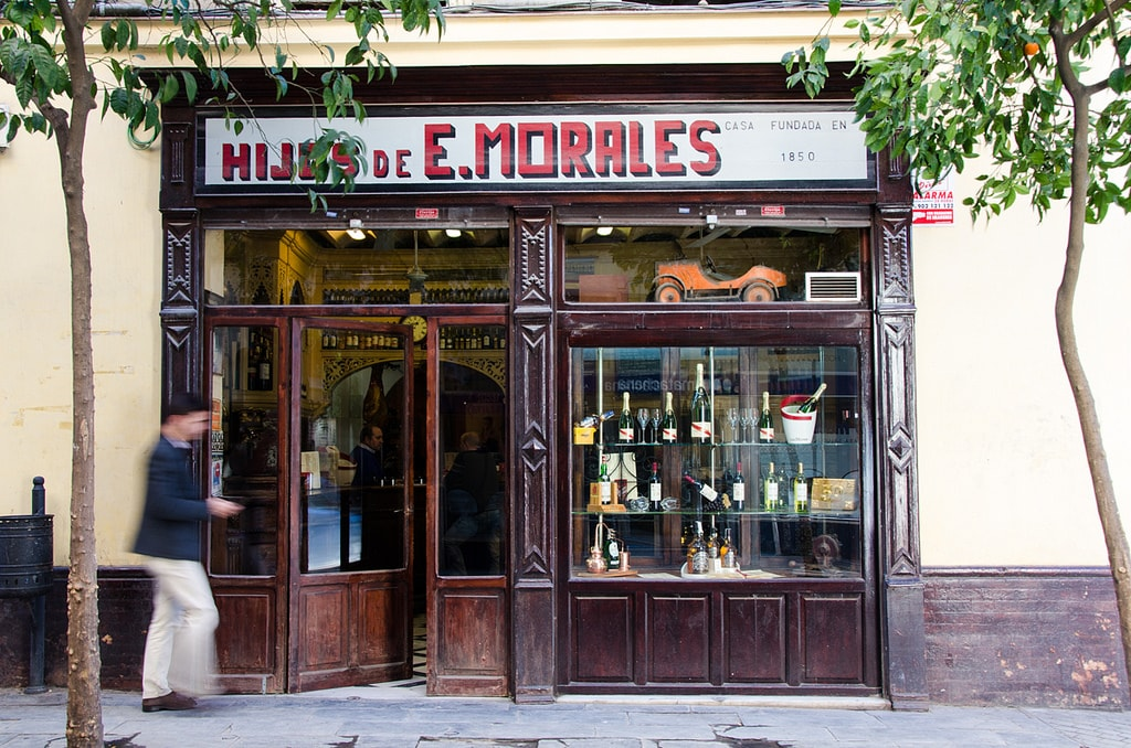 The Most Charming Restaurants And Tapas Bars In Seville