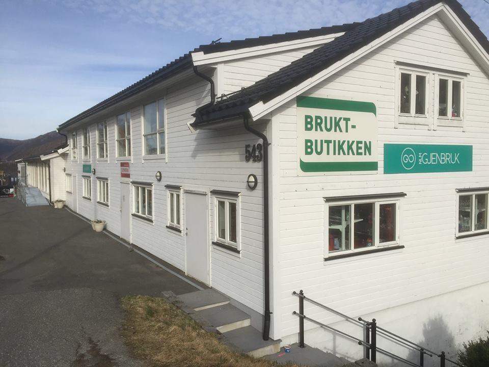 Brukt Butikken | Courtesy of NLM Gjenbruk Bergen