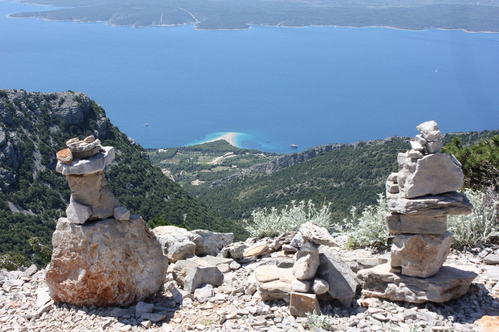 Vidova gora, Brač | © NH53/Flickr