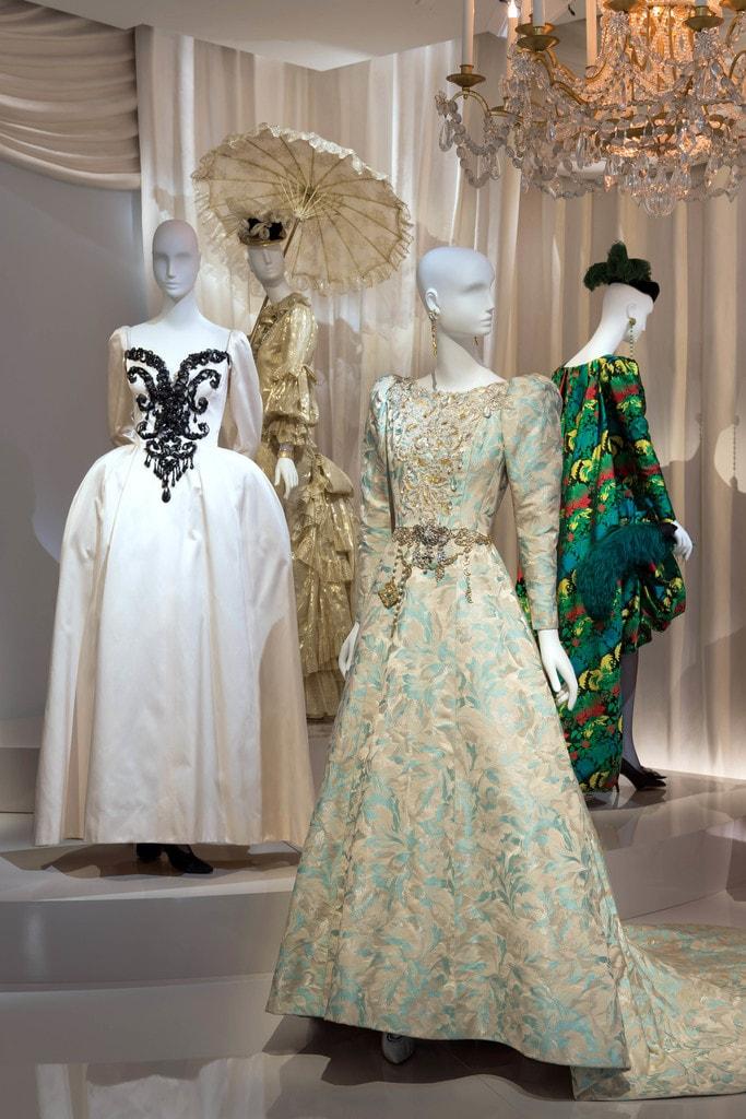 In paris mus e saint laurent brings a creative legacy to life - Musee yves saint laurent paris ...