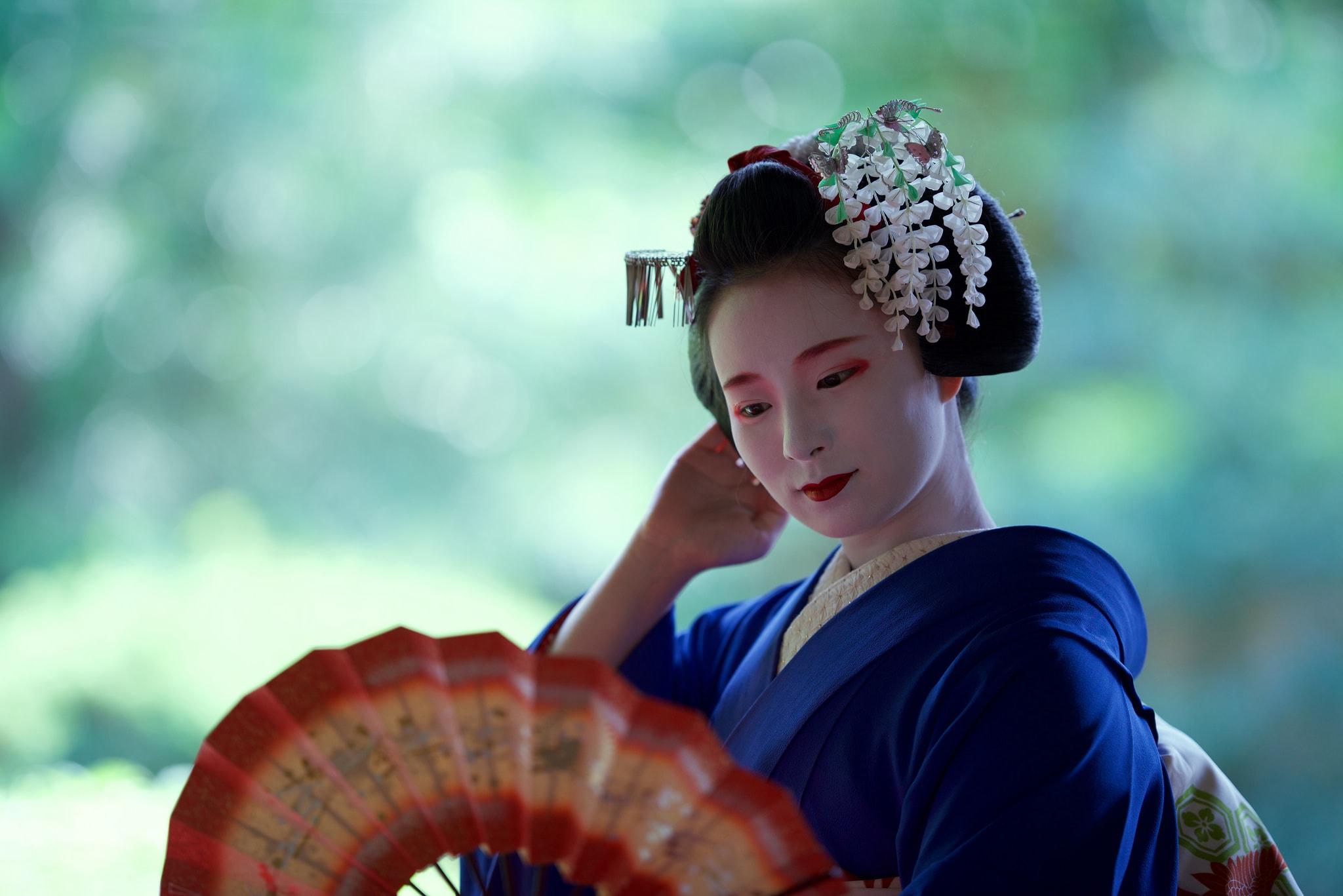 Memoirs of a geisha trailer