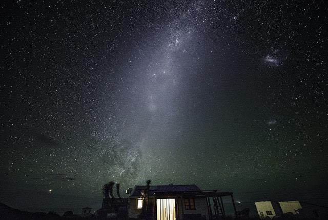 Cabo Polonio under a million stars