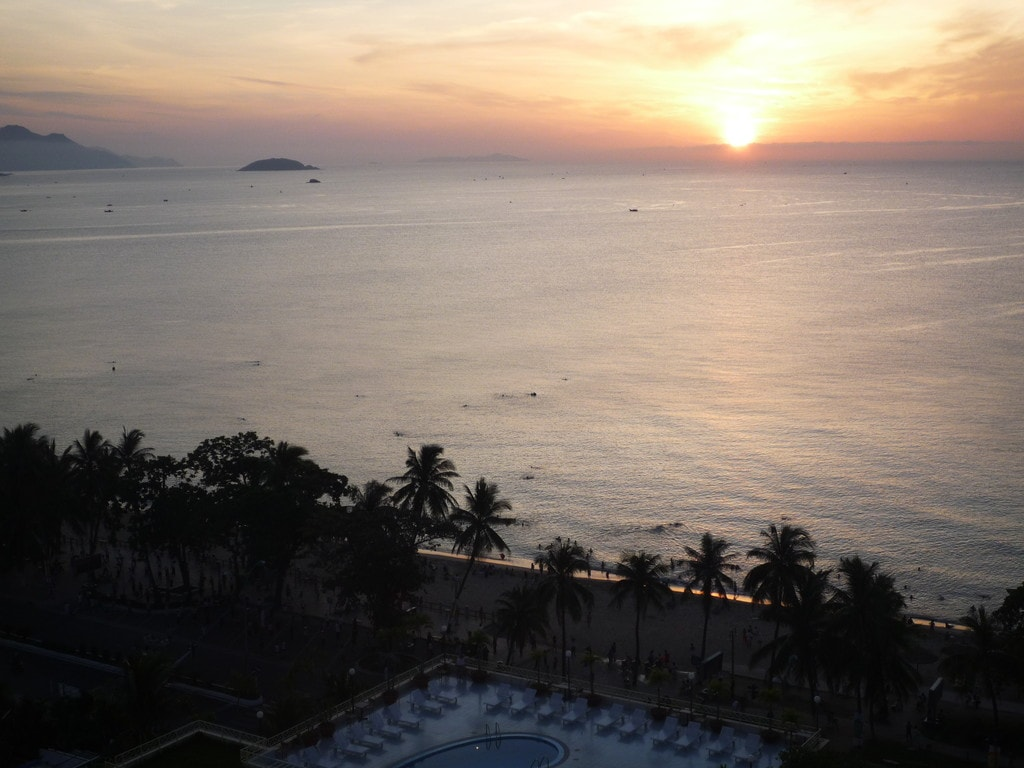 Sunset in Nha Trang | © Jeremy Couture/Flickr