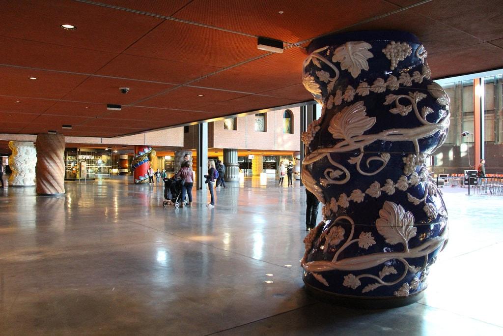 Azkuna Zentroa, Bilbao   ©Fred Romero / Flickr