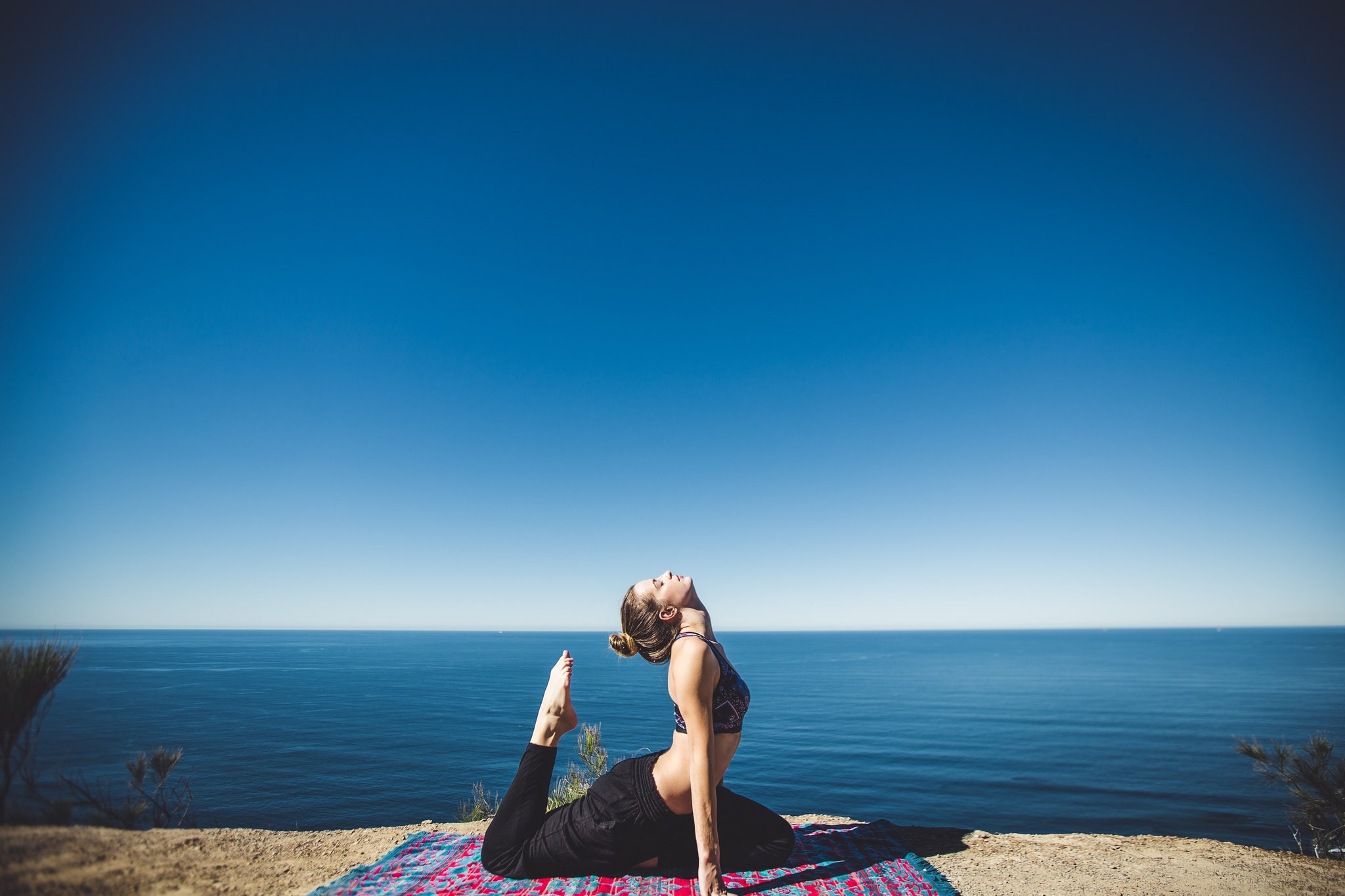 Yoga Relaxation | © ThoroughlyReviewed/Flickr