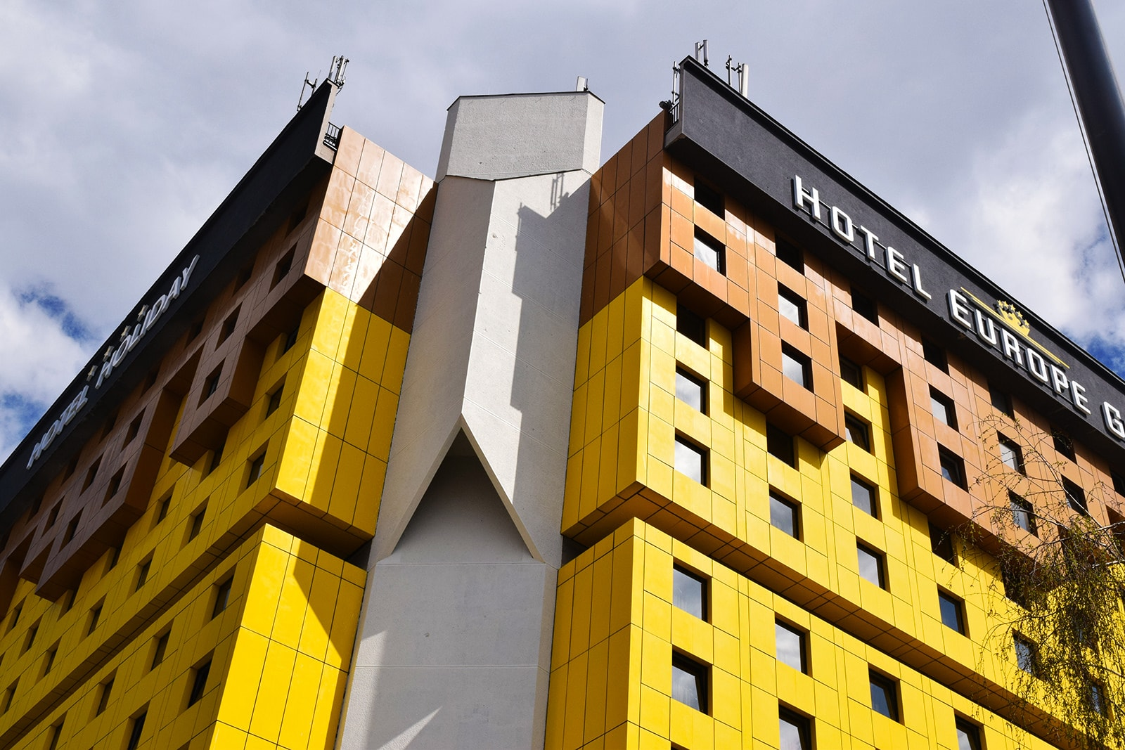 Hotel Europe Sarajevo | © sundeviljeff/Flickr