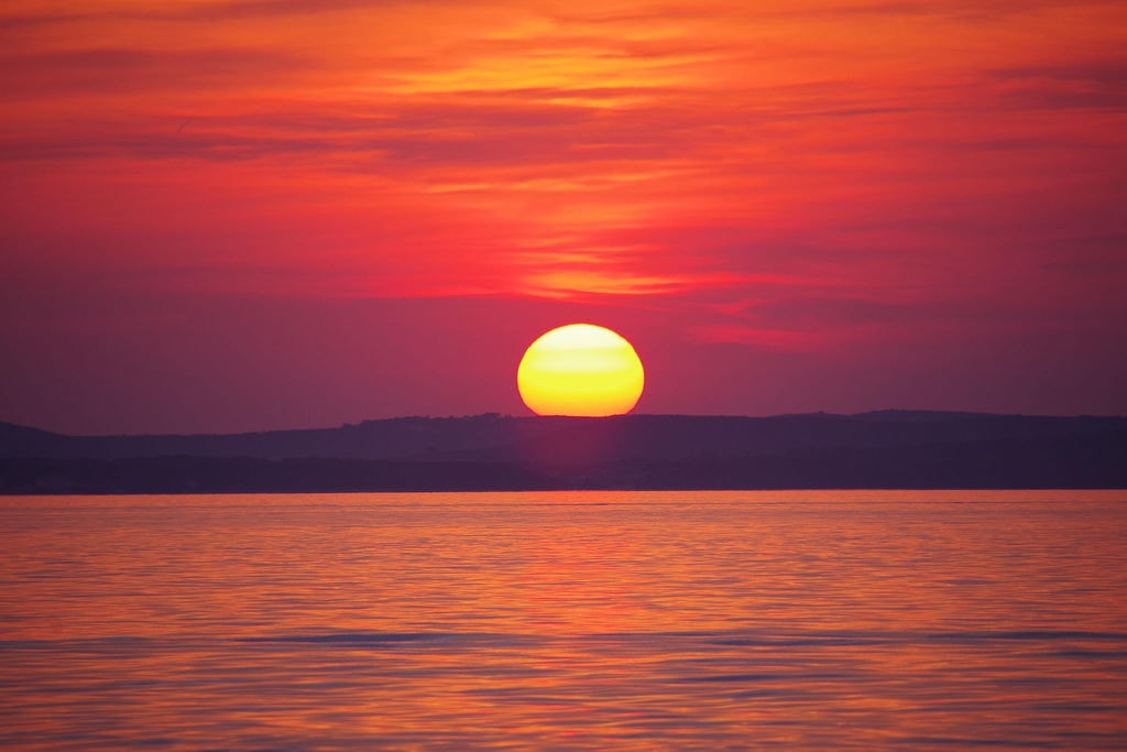 Zadar sunset | © Kévin Veau/Flickr