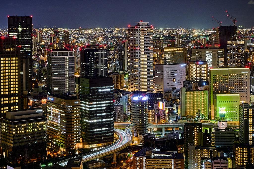 11 японских городов