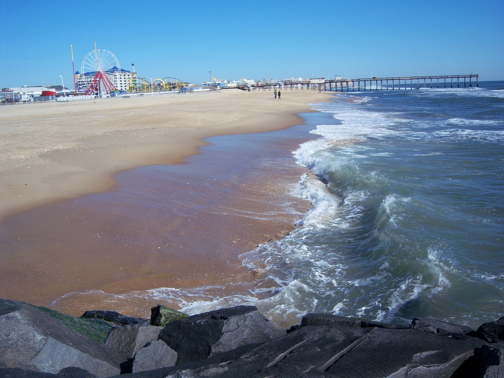 Ocean City, Maryland | © dlhdavidlh/Flickr