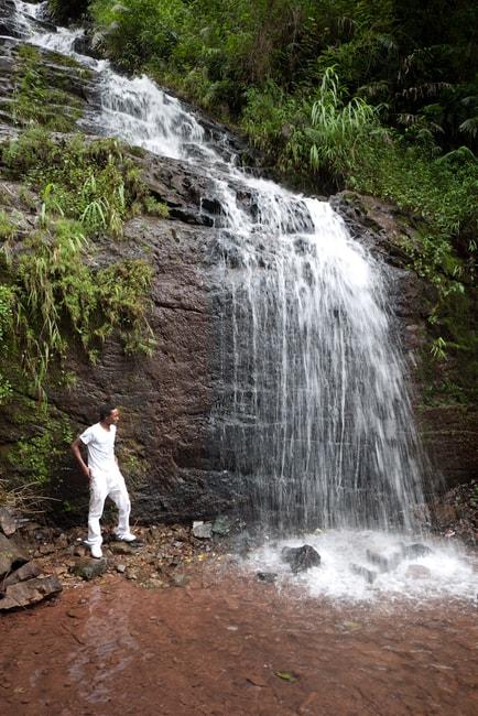 Oudom Xai Waterfall   © Nick Hubbard/Flickr
