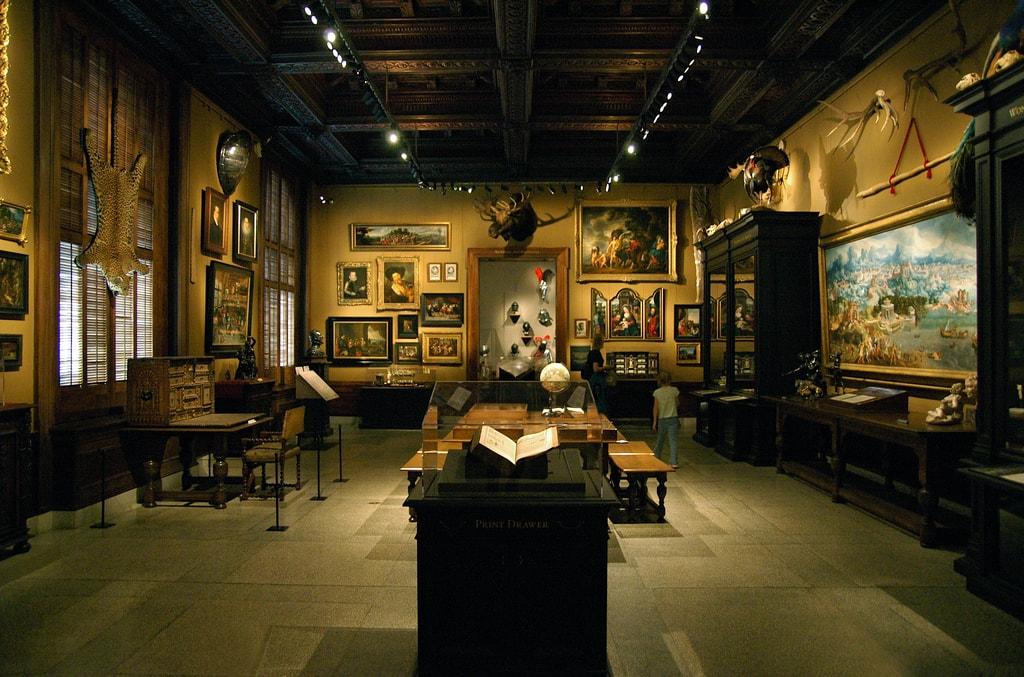 Walter's Art Museum | © Jeff Kubina/Flickr