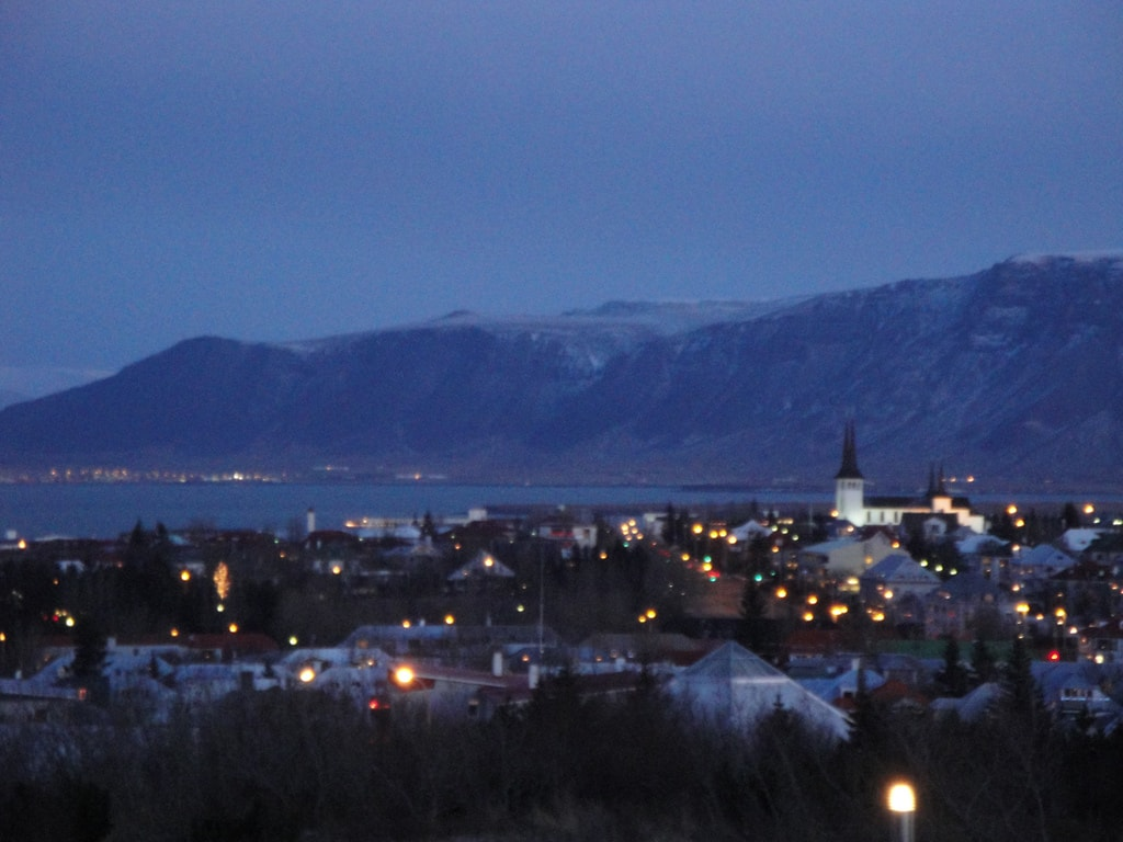 Iceland for Christmas | © Lisa Stevens/Flickr