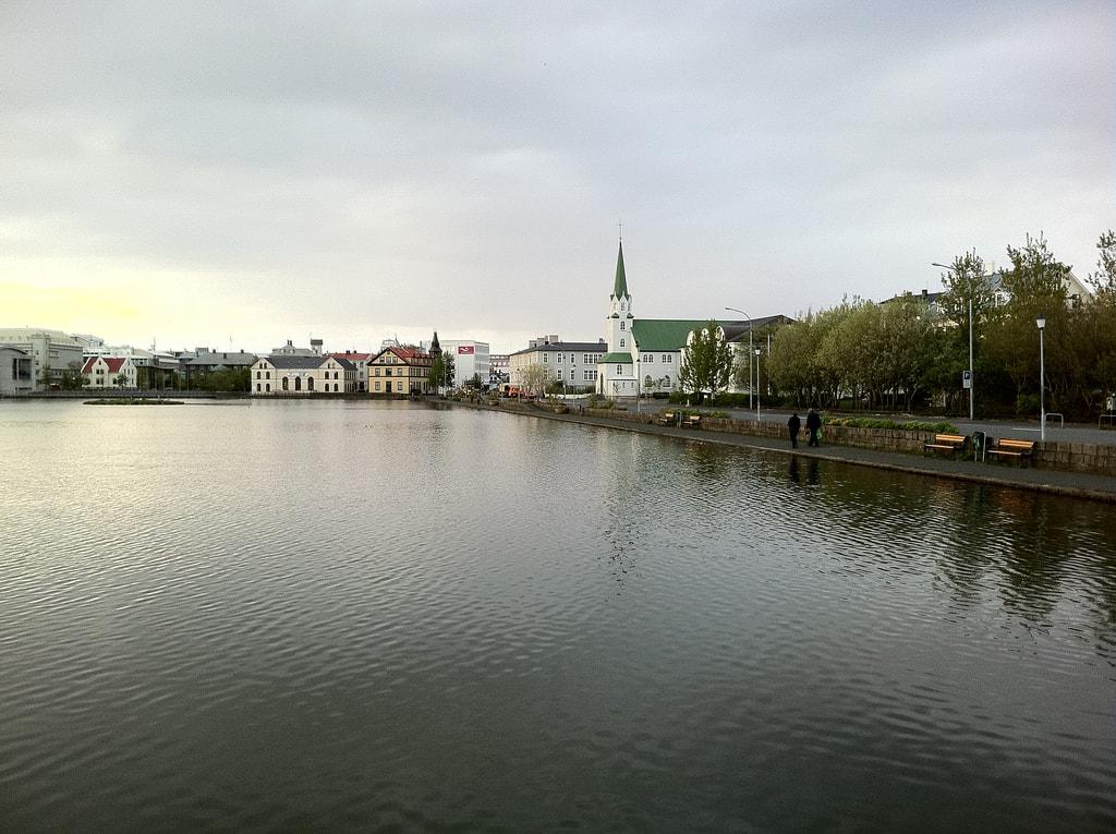 Reykjavik, Tjornin | © Thomas Backa/Flickr