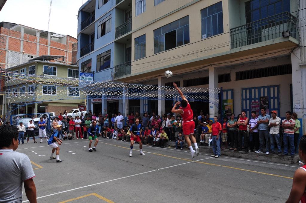 Fiestas patronales del Mercado Central de Piñas   © MunicipioPinas / Flickr