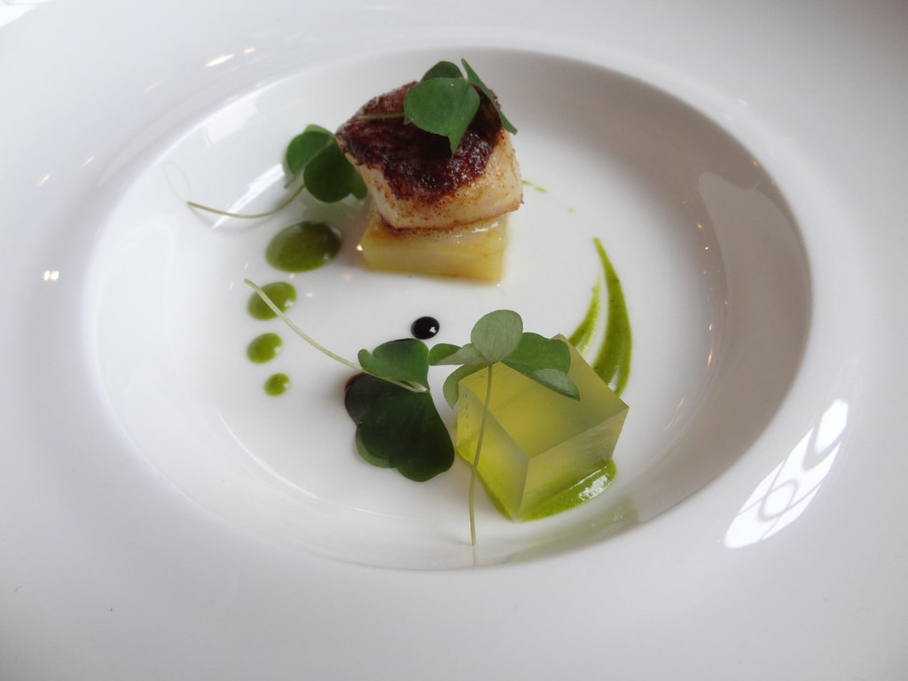 Hand Dived Orkney Scallop