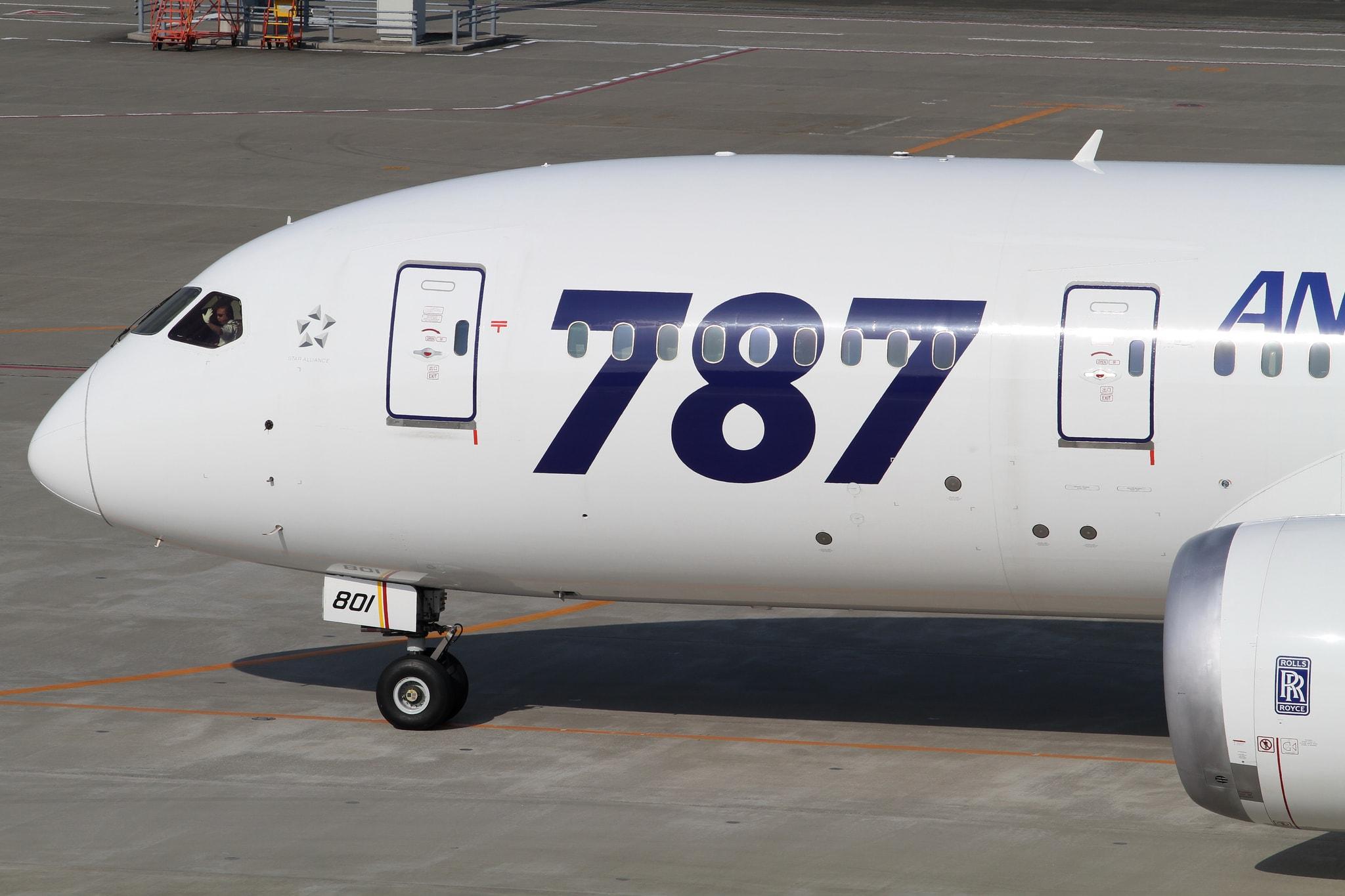 787 Dreamliner | © Kentaro IEMOTO / Flickr