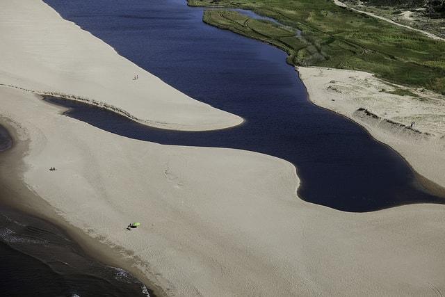 Chihuahua nudist beach in Uruguay, almost deserted!