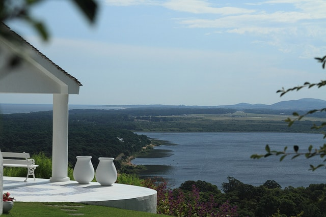 View from Las Cumbres, Uruguay