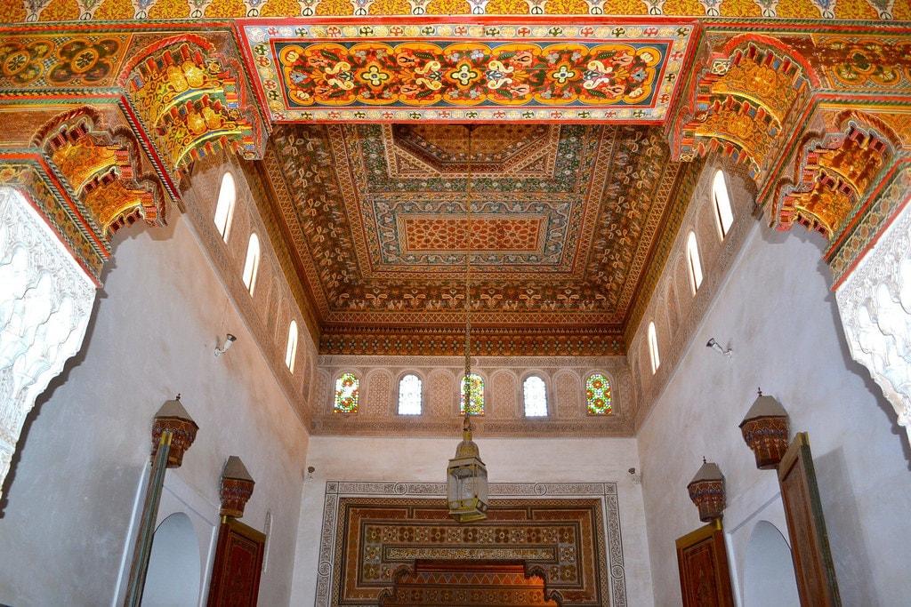 El Bahia Palace, Marrakech