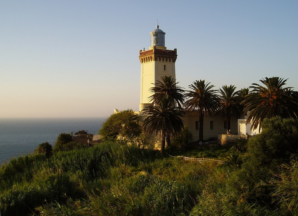 Tangier lighthouse