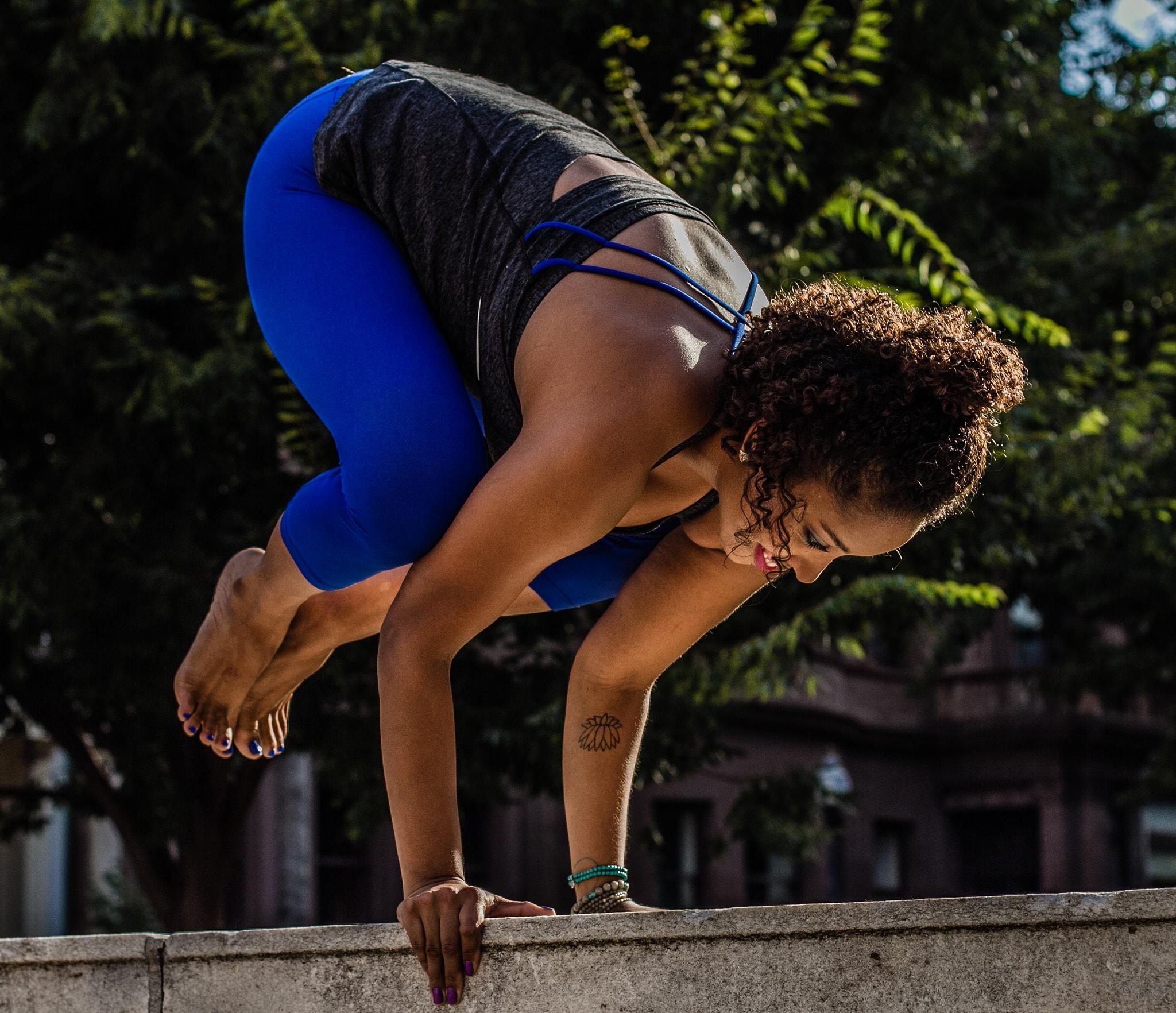 Yoga Balance | © Dave Rosenblum/Flickr