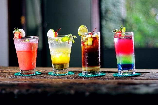 A cocktail for each mood|©Ahmad Syahrir:Pexels