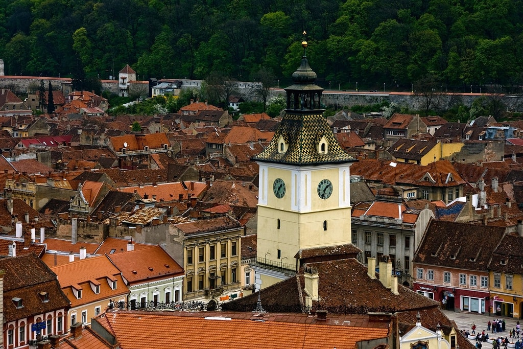 Brasov City Council Tower