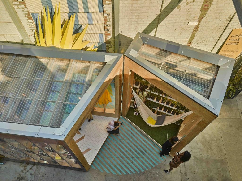 MINI LIVING Urban Cabin | © Frank Oudeman/OTTO/Courtesy MINI LIVING