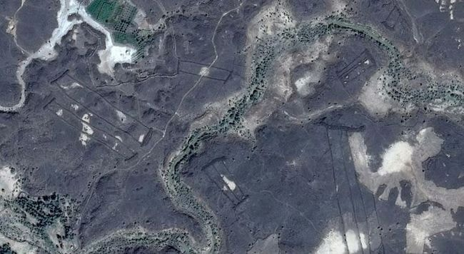 Hundreds of Mysterious Ancient 'Gates' Discovered in Saudi Arabia