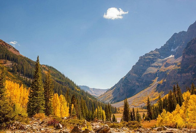 The Most Stunning Places For Fall Foliage In The Usa