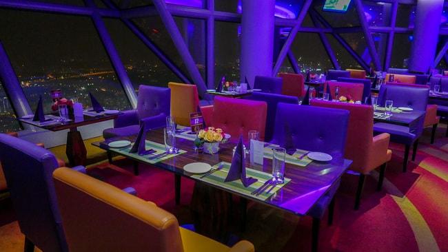 Atmosphere 360, KL Tower