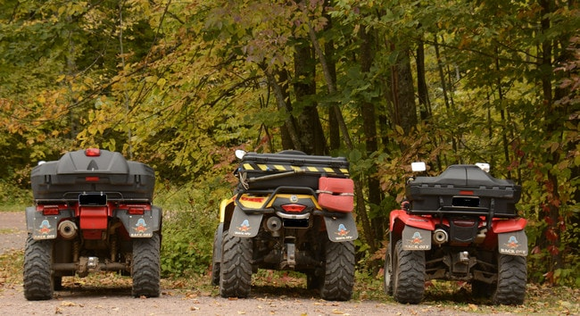 ATVs in Wisconsin | © Forest Service, Eastern Region / Flickr