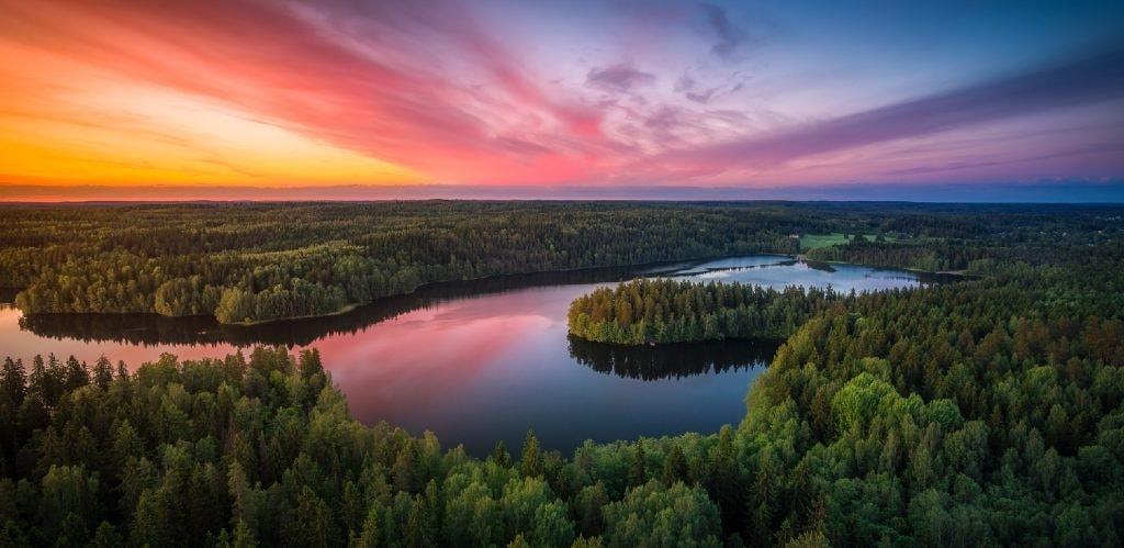 Photographers Capturing Finland's Extraordinary Wilderness